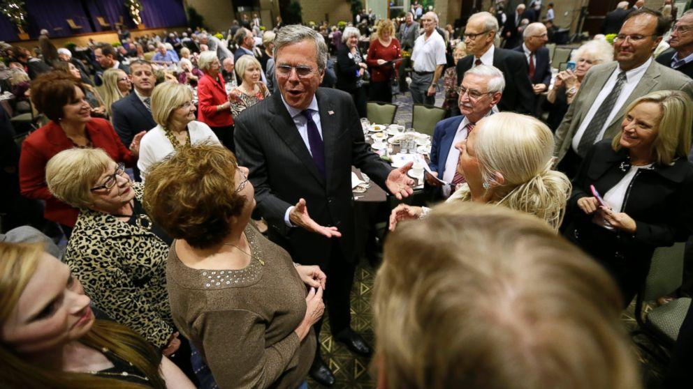Jeb Bush's 'Bush' Problem Hasn't Gone Away