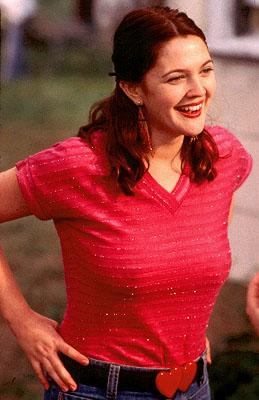 Drew Barrymore as Beverly Donofrio in Columbia's Riding in Cars with Boys