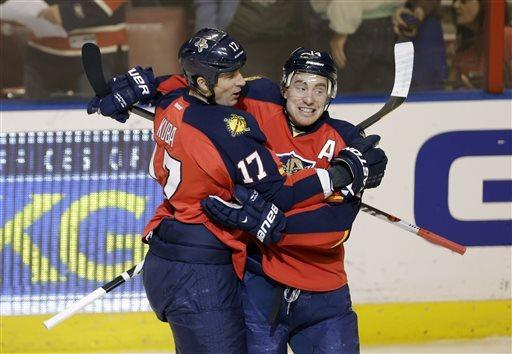 Panthers prevent NYR from clinching playoff spot