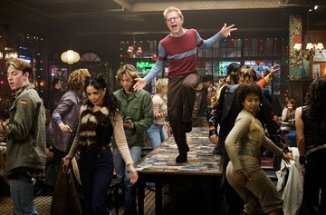 Anthony Rapp as Mark in Columbia Pictures' Rent