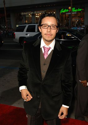 Efren Ramirez at the LA premiere of Lionsgate Films' Employee of the Month