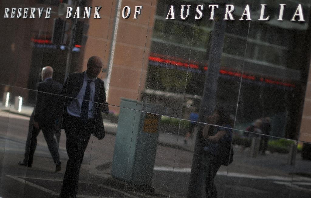 Australia's central bank cuts interest rate to 2.0 percent