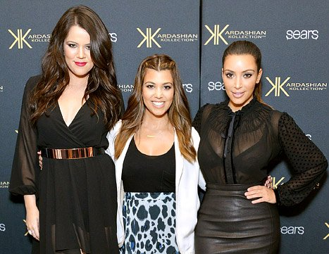Kim Kardashian Has Gross &quot;Smell Off&quot; With Kourtney and Khloe