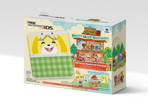 Nintendo's New 3DS getting customizable NA release