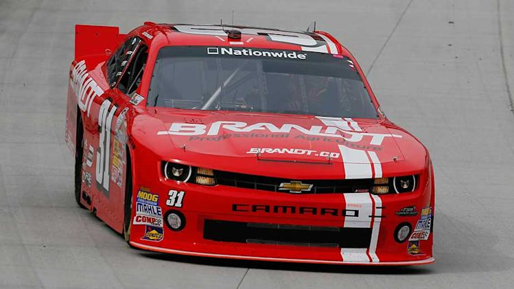 Allgaier takes Coors Light Pole Award at Bristol