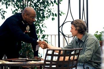 Ving Rhames and Scott Speedman in United Artists' Dark Blue