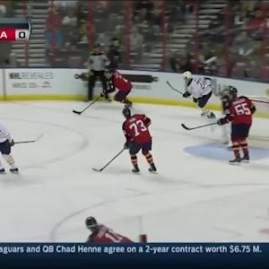 Buffalo Sabres at Florida Panthers - 03/07/2014