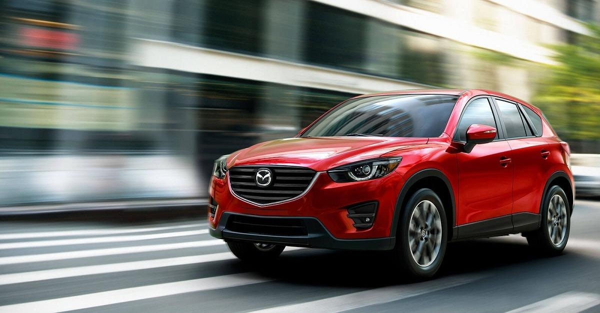 The Newly Refined 2016 Mazda CX-5