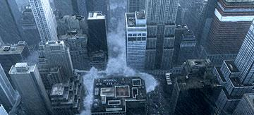 Manhattan runneth over in 20th Century Fox's The Day After Tomorrow