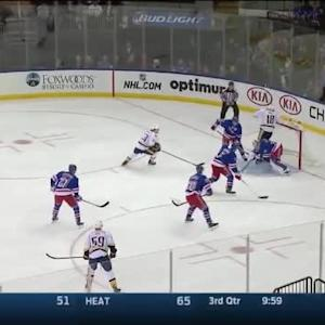 Cam Talbot Save on Shea Weber (07:54/3rd)