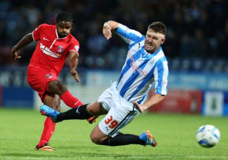 Soccer - Sky Bet Championship - Huddersfield Town v Charlton Athletic - The John Smith's Stadium