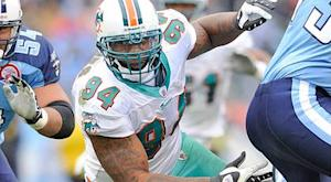 Dolphins place franchise tag on DT Starks