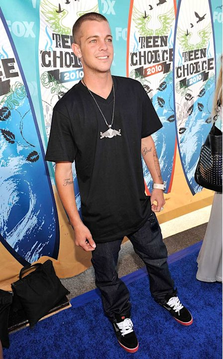 Sheckler Ryan Teen Choice Aw