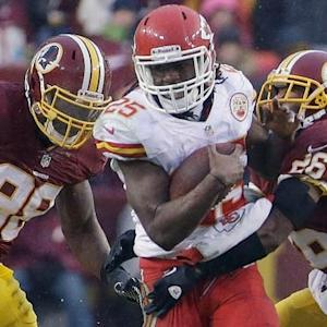 GameDay: Kansas City Chiefs vs. Washington Redskins highlights
