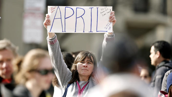 Loved ones seek word on Boston runners after blast