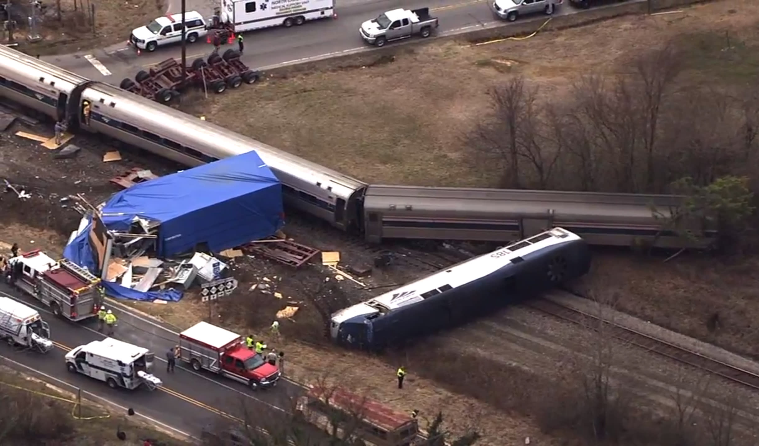 Common-sense, low-cost fix for truck-train crashes rejected