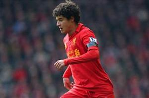 Coutinho: Liverpool gunning for return to top four