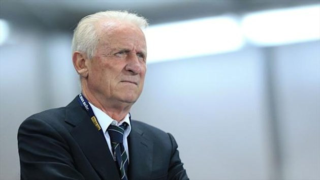 Giovanni Trapattoni (PA Photos)