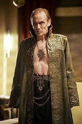 Bill Nighy in Columbia's Underworld