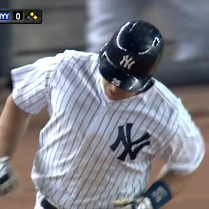 Teixeira's game-tying home run