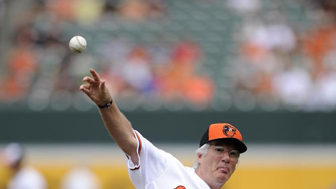 Davis hits 23rd homer as Orioles beat Red Sox 6-3