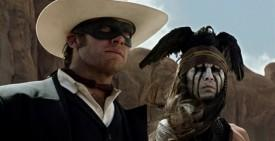 CinemaCon: Disney's Vegas Act Includes Johnny Depp And 'Lone Ranger' Footage