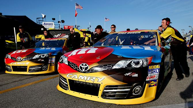 Regardless of format, drivers ready to race