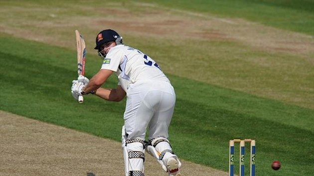 Jaik Mickleburgh hit 53no for Essex