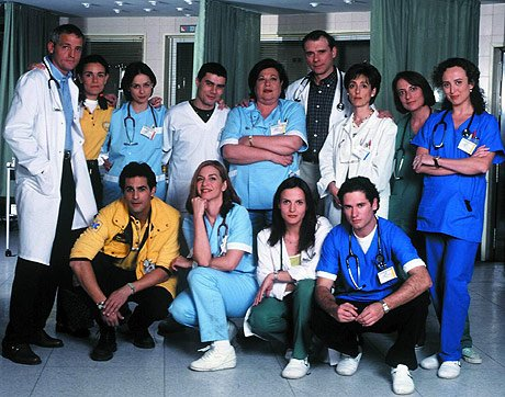 Los verdaderos supervivientes de &amp;#39;Hospital Central&amp;#39;
