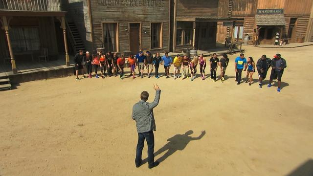 The Amazing Race - Meet the Teams