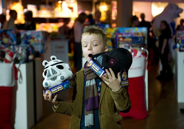 Press Preview Of The Toy Retailers Association's Dream Toys
