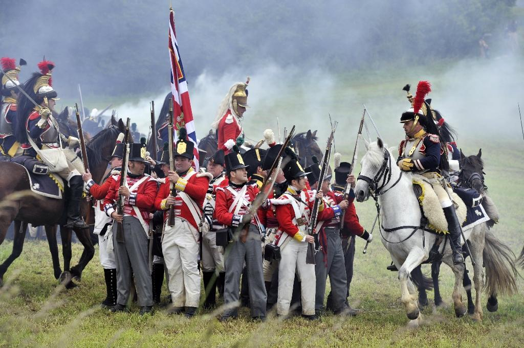 Most Britons ignorant over Battle of Waterloo: poll