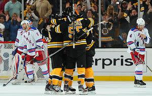 NHL Playoff Game Day 20: Bruins-Rangers; Penguins-Senators