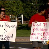 JeffCo Students Protest Curriculum Proposal