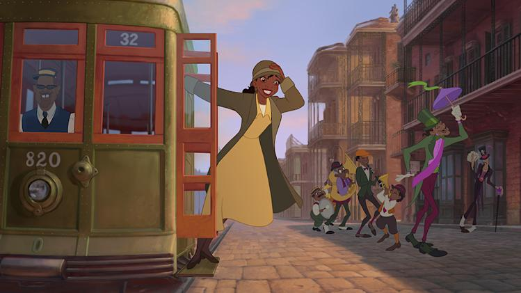 The Princess and the Frog Production Stills Walt Disney 2009