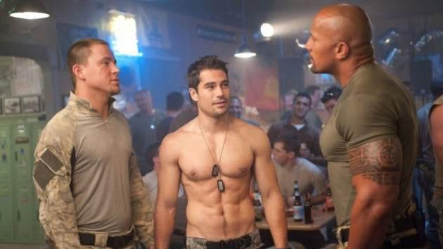 'G.I. Joe: Retaliation' with Channing Tatum, D.J. Cotrona and Dwayne Johnson -- Paramount