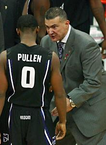 Pullen is Kansas State's hair apparent