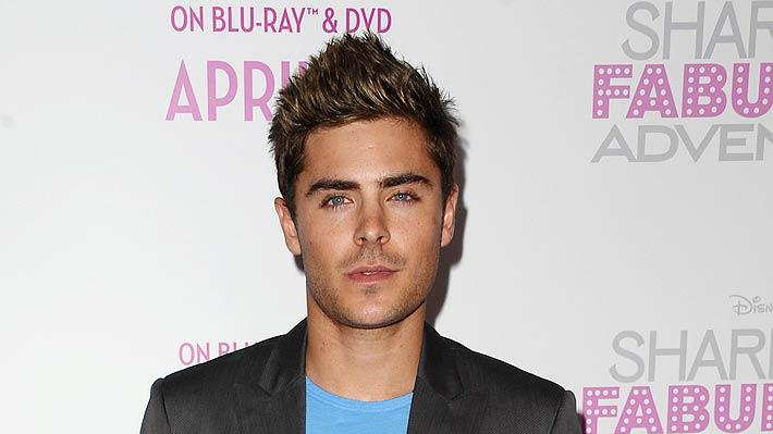 Zac Efron Sharpays Fab Advtr