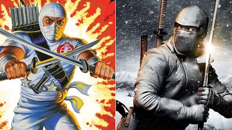 GI Joe Then and Now,