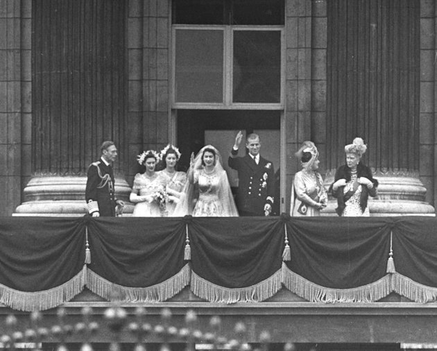 Royal Wedding 1947