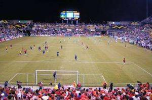 Crew Stadium to host U.S. World Cup qualifier against Jamaica