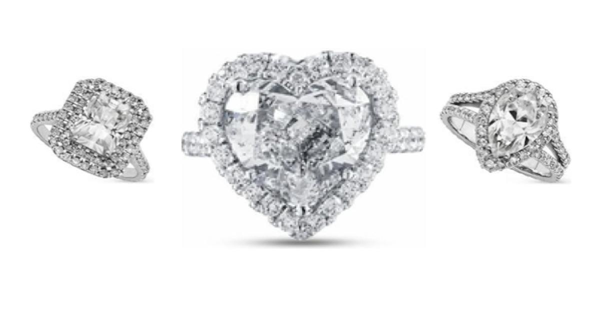 Save Up to 40% on Stunning Engagement Rings