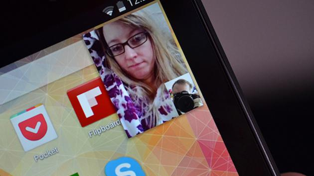 Skype for Android now floats video calls on top of other apps