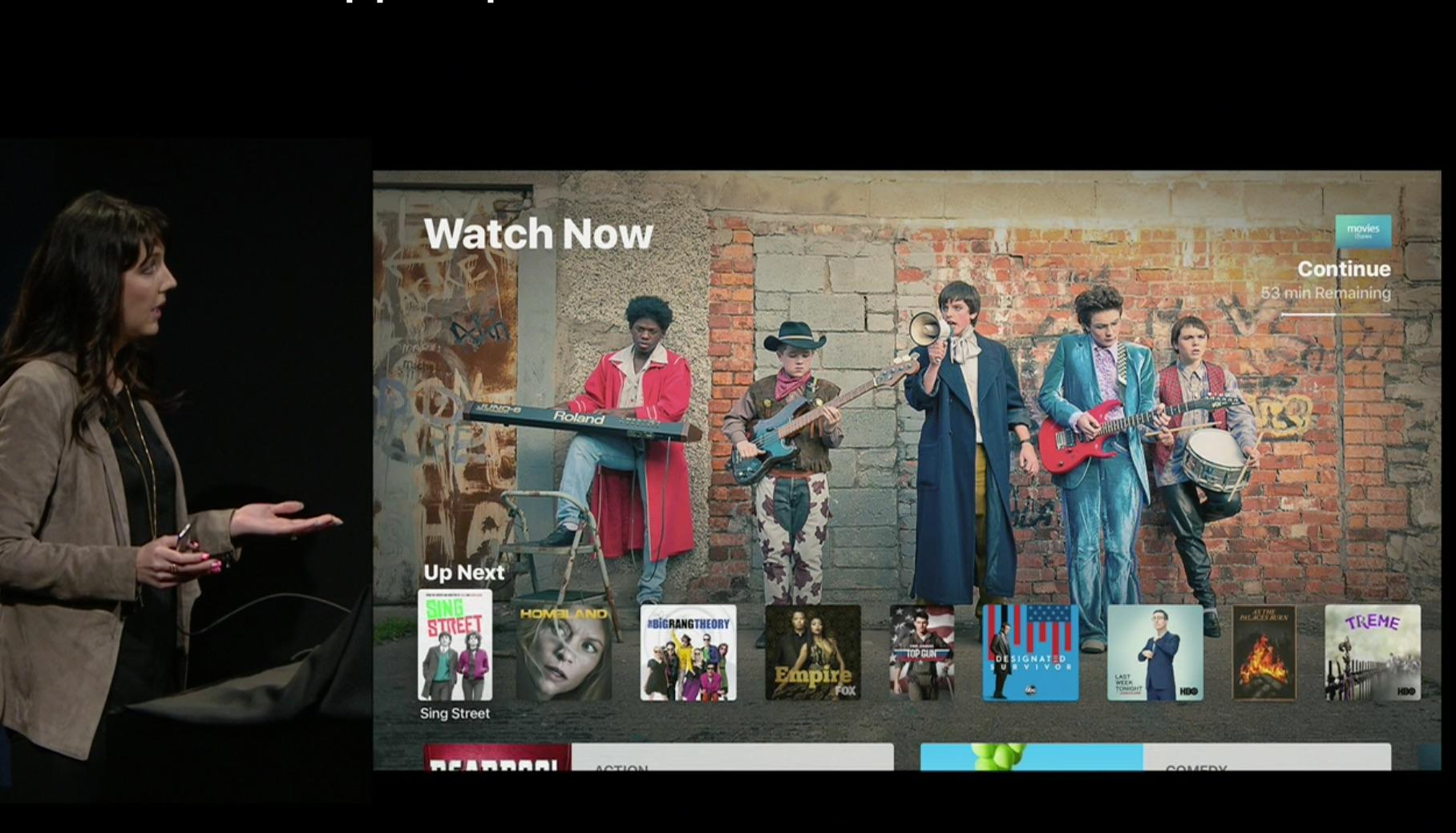 Apple Announces New TV Aggregation App for Apple TV, iPhone and iPad, but Without Netflix