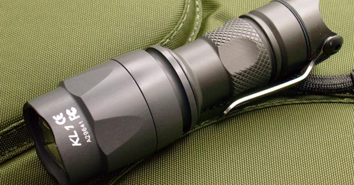 Every American Should Own This Military Flashlight