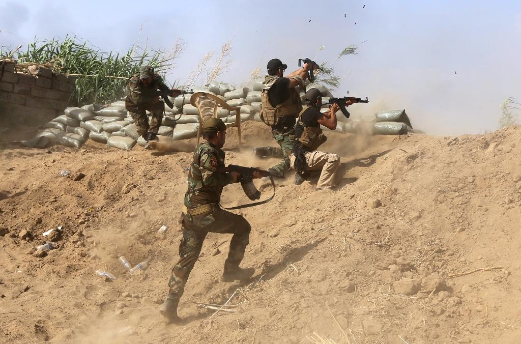 Iraq forces in Anbar push, stir over operation codename