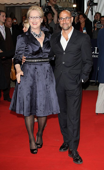 35th Deauville American Film Festival 2009 Meryl Streep Stanley Tucci