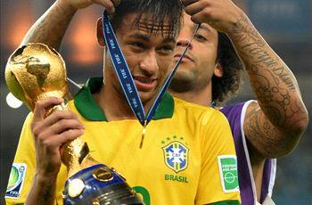 Marcelo: Brazil back in its rightful place