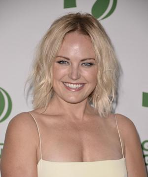 Actress Malin Akerman arrives at the 11th Annual Global Green USA Oscar week party at Avalon Hollywood on Wednesday, Feb. 26, 2014 in Los Angeles. (Photo by Dan Steinberg/Invision/AP)