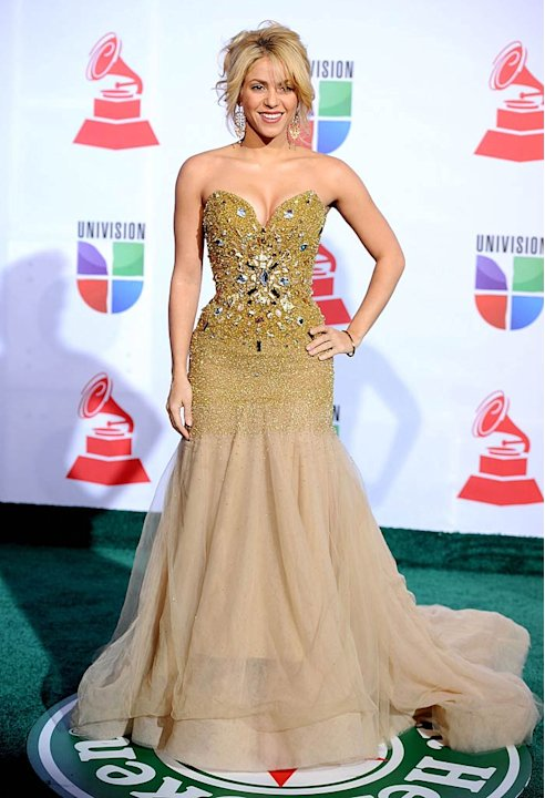 Shakira Latin Grammy Awards